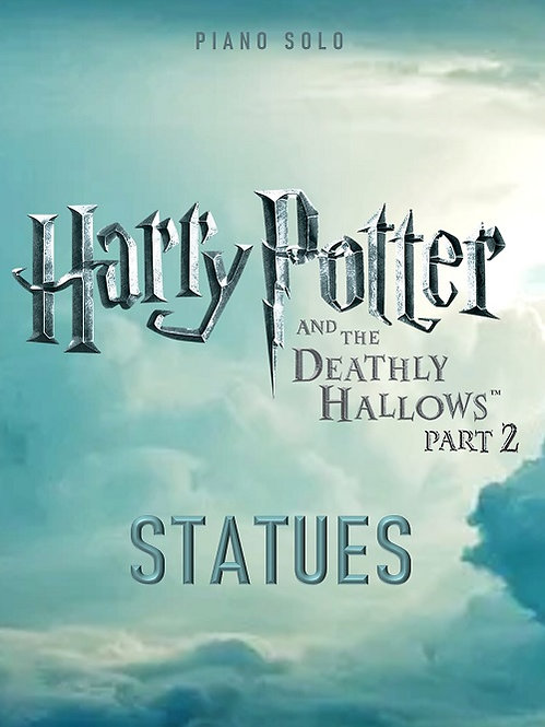 STATUES: HARRY POTTER (Easy Piano)