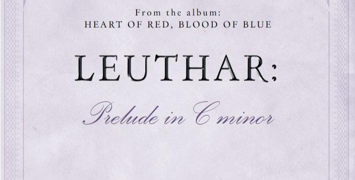 PRELUDE IN C MINOR: LEUTHAR (Piano Solo/MP3)