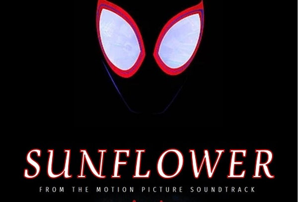SUNFLOWER: SPIDER-MAN INTO THE SPIDER-VERSE (Easy Piano)