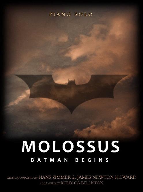 MOLOSSUS: BATMAN BEGINS (Piano Solo)