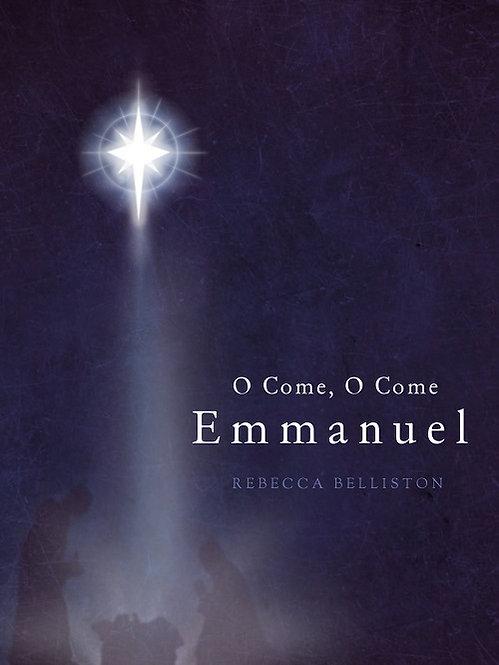O COME, O COME, EMMANUEL (Piano Solo)
