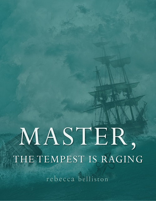 MASTER, THE TEMPEST IS RAGING (Simplified Piano Solo)