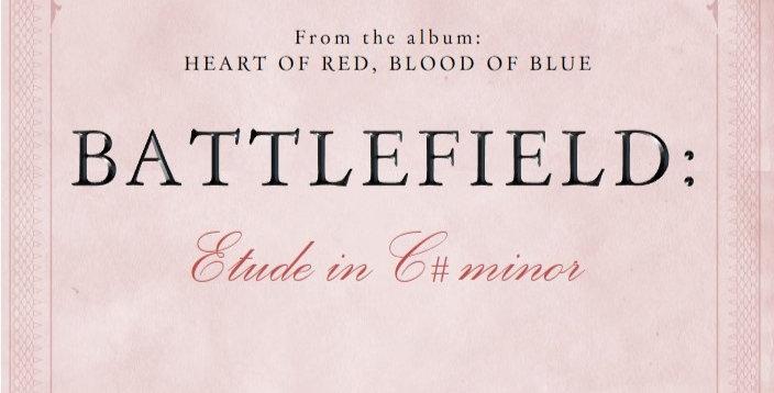 ETUDE IN C# MINOR: THE BATTLEFIELD (Piano Solo/MP3)