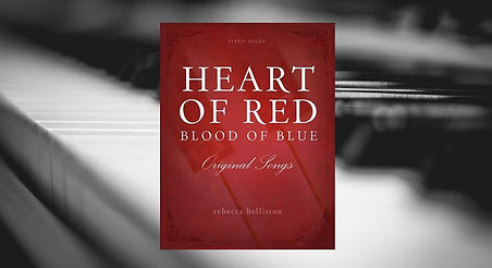 Heart of Red Piano
