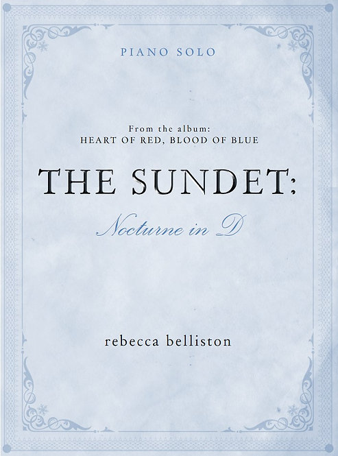 NOCTURNE IN D: THE SEA/THE SUNDET (Piano Solo)