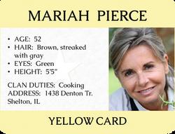 More on Mariah