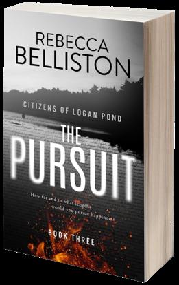 THE PURSUIT (Citizens of Logan Pond #3)