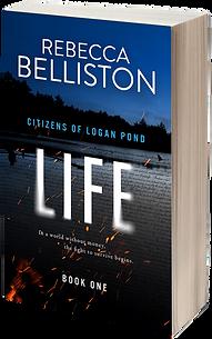 Dystopian romance, clean romance, citizens of logan pond