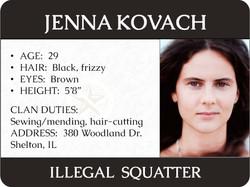 More on Jenna