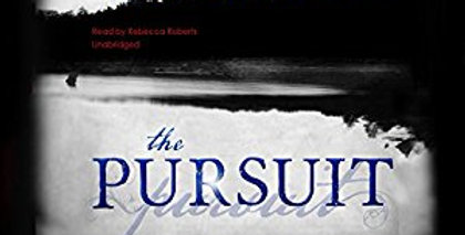 THE PURSUIT AUDIOBOOK (Citizens of Logan Pond #2)