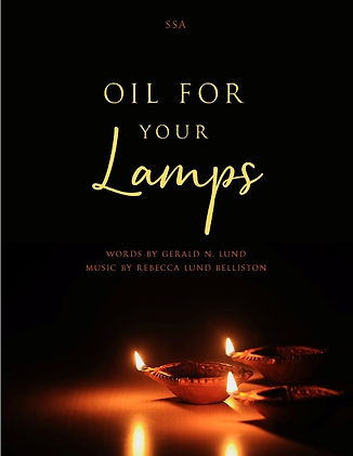 Oil For Your Lamps