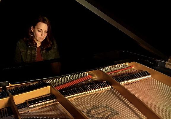 Rebecca Belliston piano