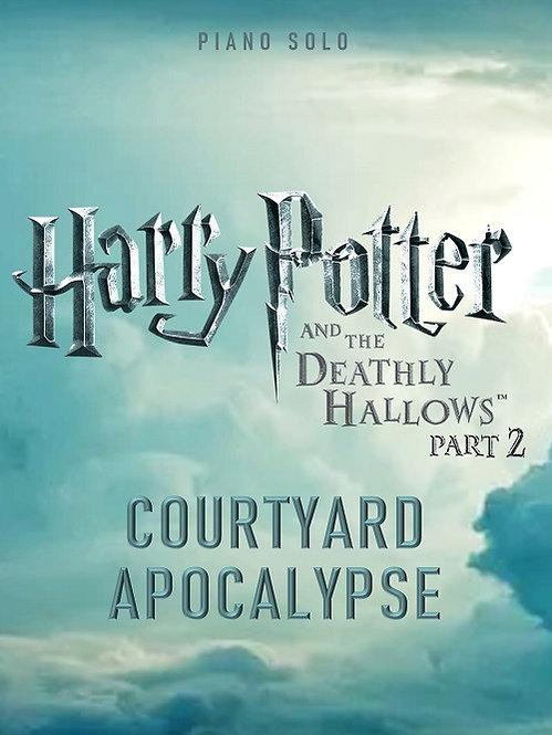COURTYARD APOCALYPSE: HARRY POTTER (Piano Solo)