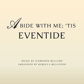 ABIDE WITH ME; TIS EVENTIDE (Accompaniment Track)