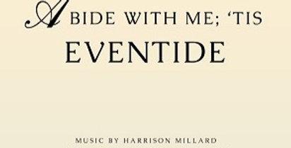 ABIDE WITH ME; TIS EVENTIDE (Piano Solo/MP3)