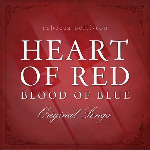 HEART OF RED, BLOOD OF BLUE (MP3 Album)