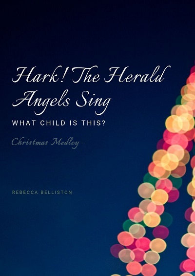 HARK! THE HERALD MEDLEY (Piano Solo)