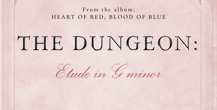 ETUDE IN G MINOR: THE DUNGEON (Piano Solo/MP3)