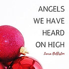ANGELS WE HAVE HEARD ON HIGH (Piano Solo/MP3)