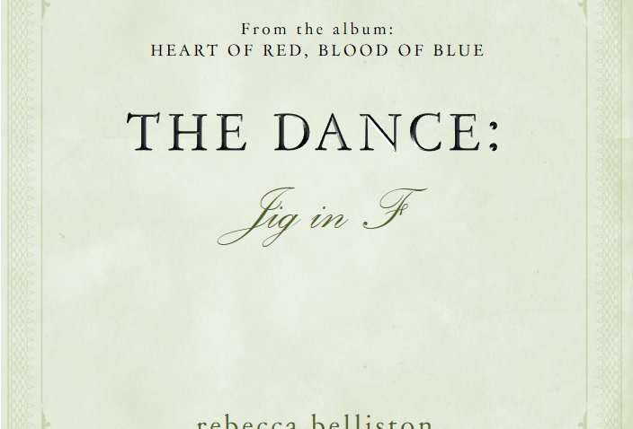JIG IN F: THE DANCE (Piano Solo)