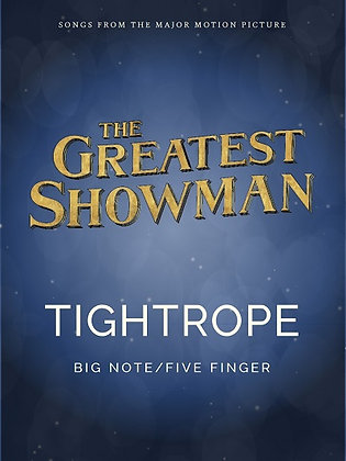 TIGHTROPE (Big Note)
