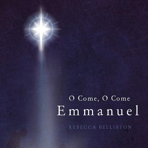 O COME, O COME, EMMANUEL (Accompaniment Track in D min)
