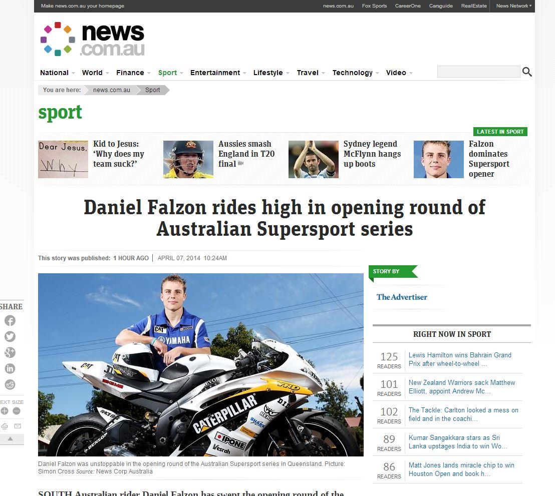 7/4/14 News.com.au