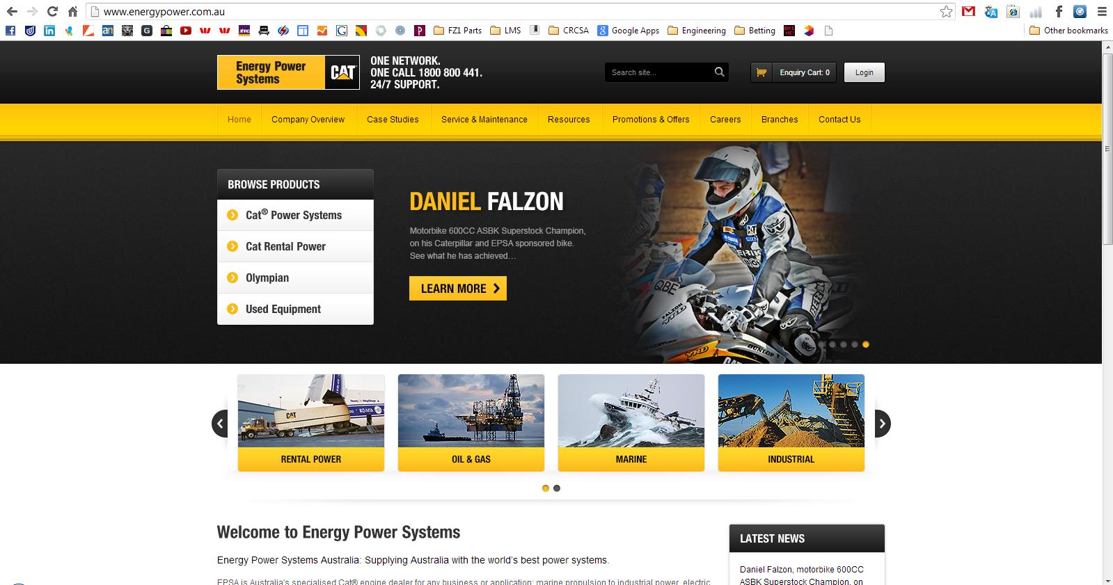 EPSA Homepage