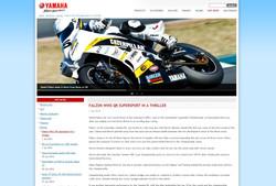 1/7/14 Yamaha Website