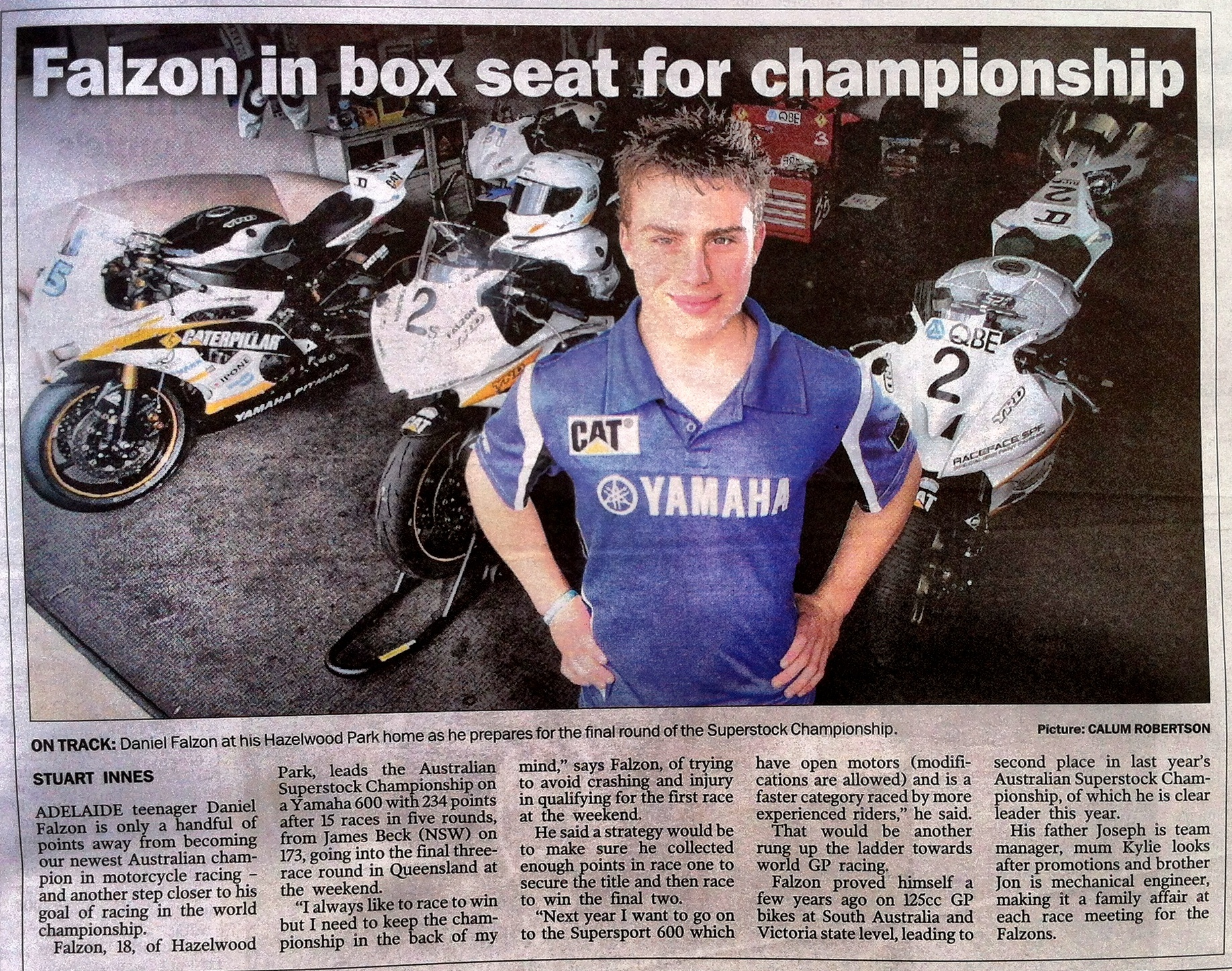 2012-09-09 Sunday Mail