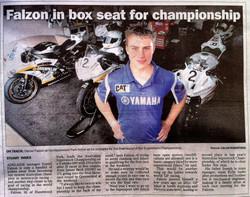 2012-09-09 Sunday Mail