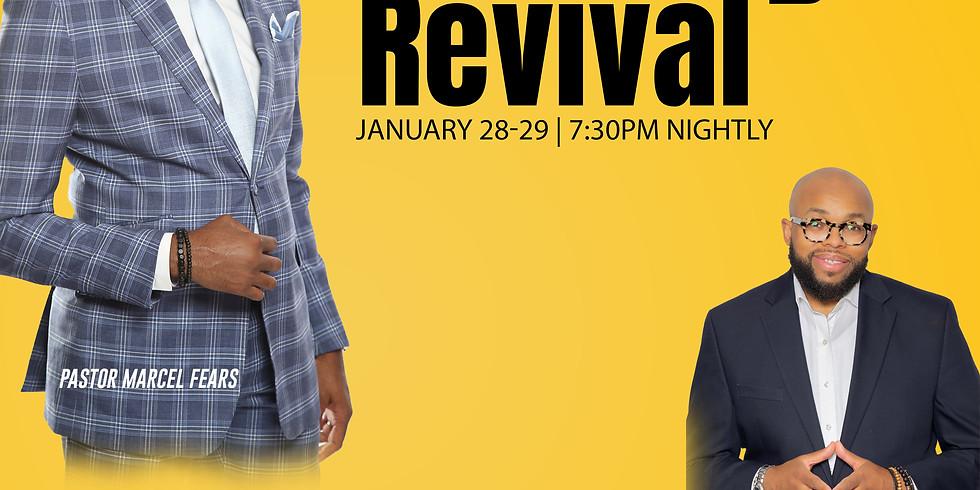 Family Revival (Thursday)
