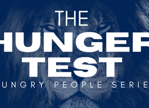 The Hunger Test
