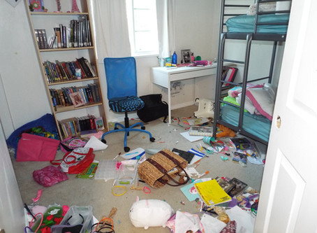 How to start decluttering when you are completely overwhelmed