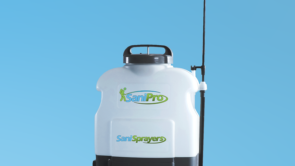 Premium Electrostatic Sprayer