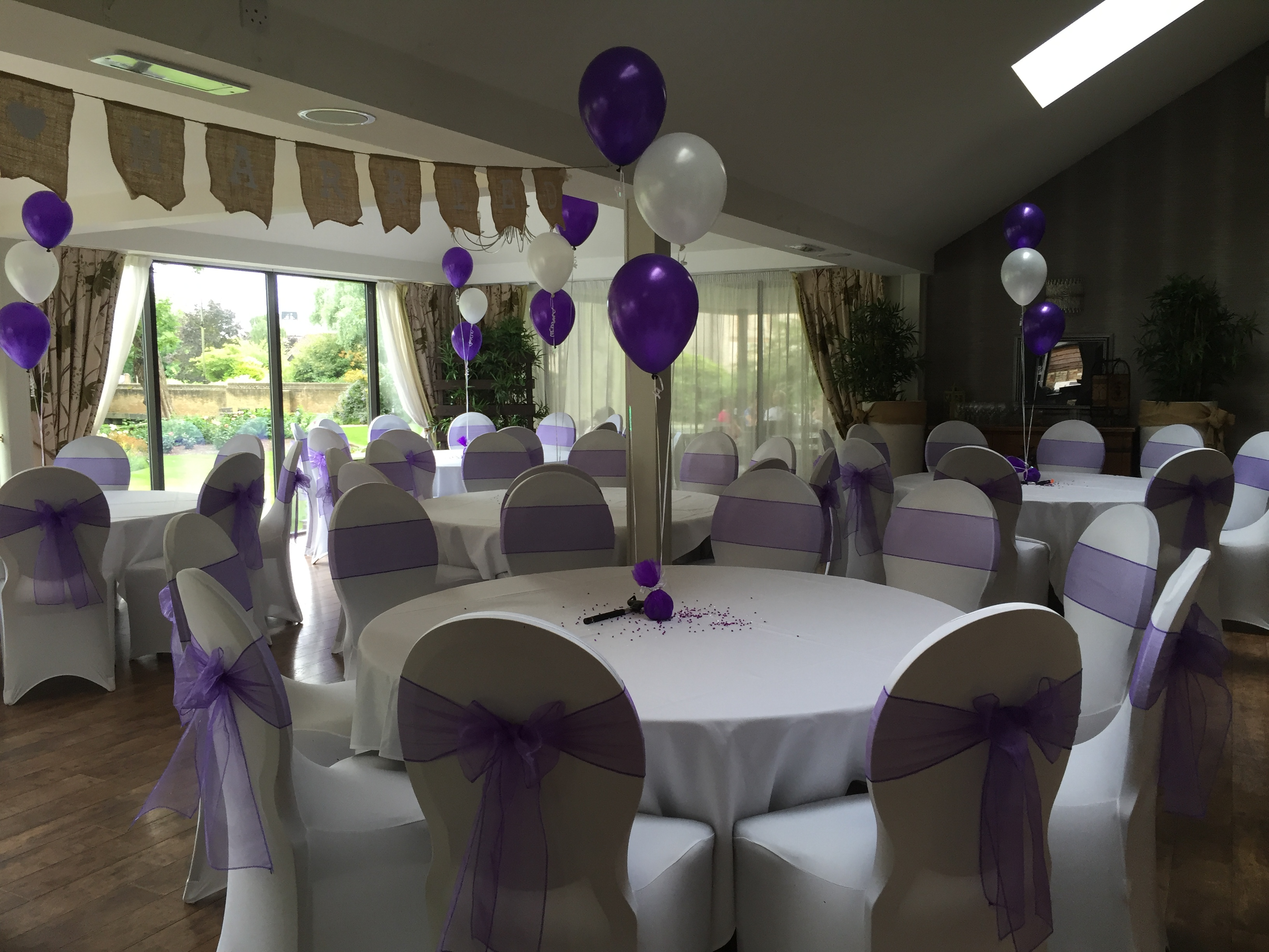 Riverside Hotel Chair Covers