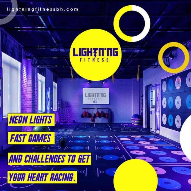 Lightning Fitness 1