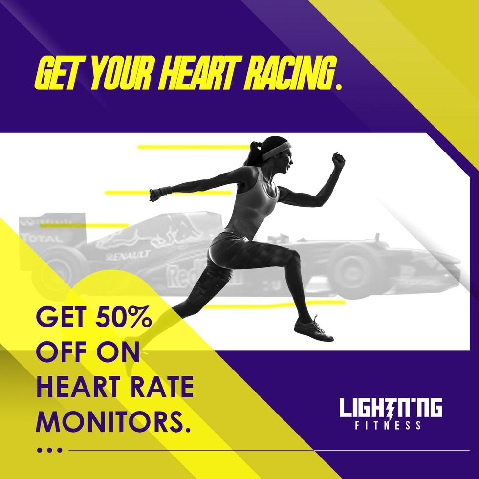 Get your heart racing