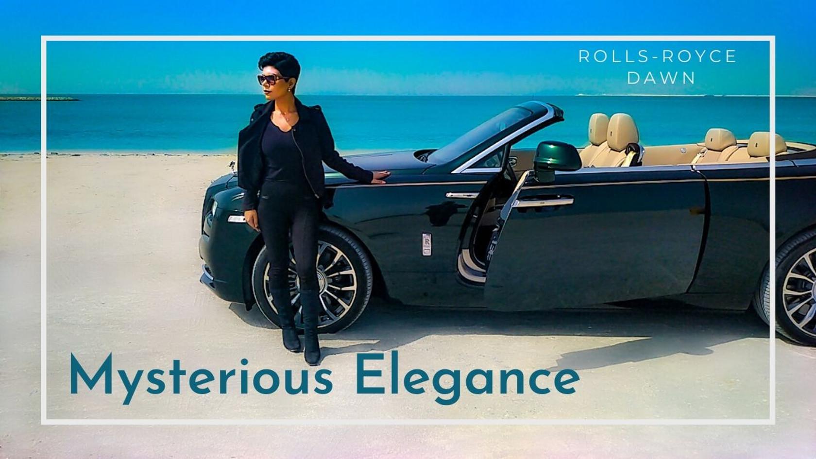 Rolls Royce - Dawn