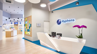 Hyphens Pharma International