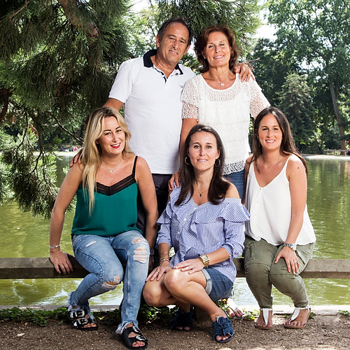 Julia et sa jolie famille