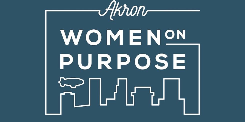 Akron Women on Purpose 2021