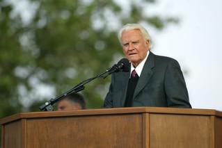 Billy Graham, Altar Calls, and Church Planting