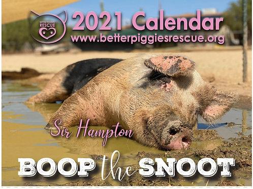 2021 BPR Calendar