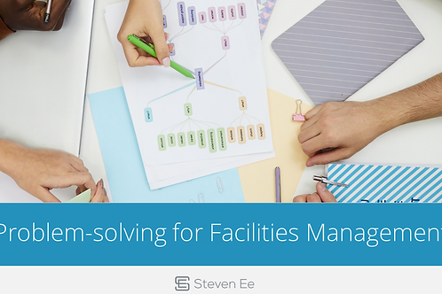 Problem-solving in Facilities Management