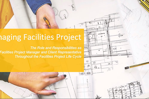 Managing Facilities Project