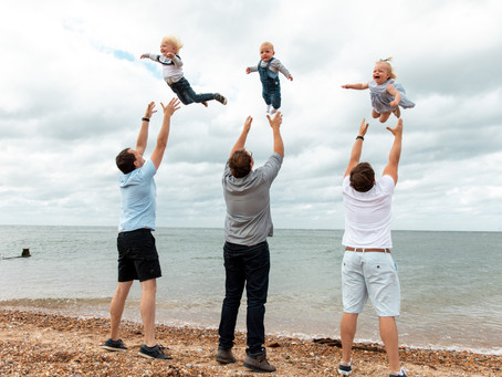 More from my Whitstable family mini sessions