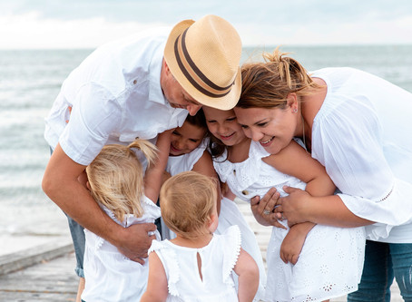 Whitstable beach family 'mini' photoshoots