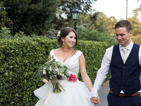 Kent wedding photographer Jodie Donovan