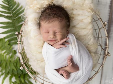 Baby Hugo